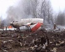 FOTOGALERIE Imagini cu avionul prabusit