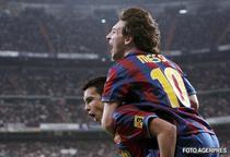 Messi, cel mai bun din La Liga 2009/2010