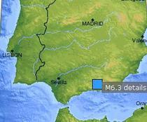 Cutremur in Spania