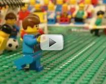 ManU-Bayern, in varianta Lego