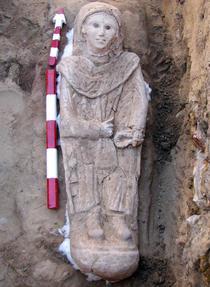 Sarcofagul descoperit în Bahariya