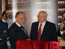 Ion Iliescu si Mihail Gorbaciov