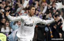 Cristiano Ronaldo, noul numar 7