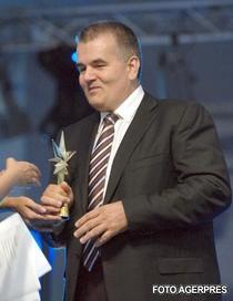 Serban Bradisteanu, la Gala Celebritatilor Anului din 2008