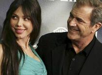 Mel Gibson si Oksana Grigorieva