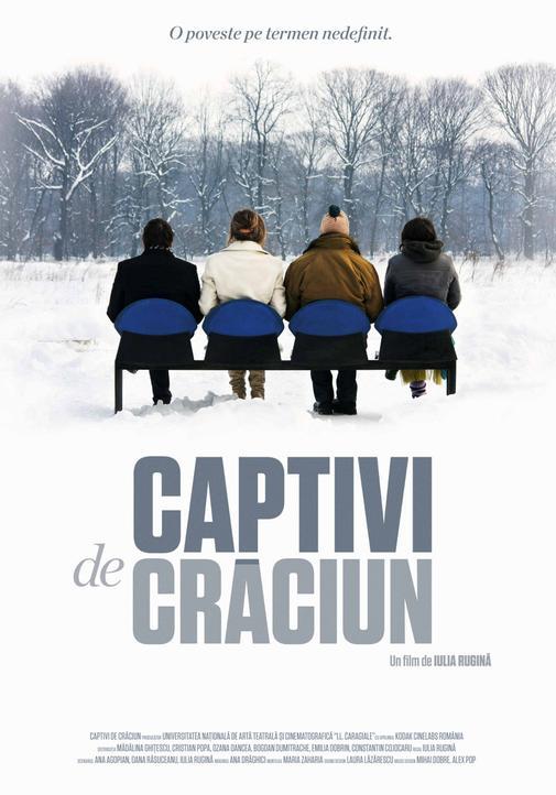 Captivi de Craciun_Poster