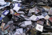 CD-uri piratate