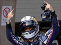 Vettel, rapid pe circuitul de la Catalunya