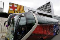 Barcelona, drum cu autocarul pana la Milano