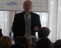 Jurnalistul David Randall