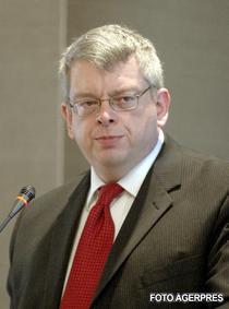 Tonny Lybek, reprezentantul FMI in Romania si Bulgaria