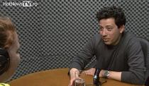 Alexandru Solomon in studioul HotNews.ro
