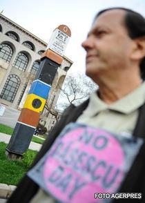 Actiunea 'No Basescu day'