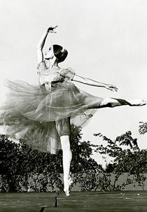 Prim-balerina Elena Dacian