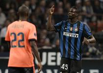 Balotelli ii injura pe suporterii Interului
