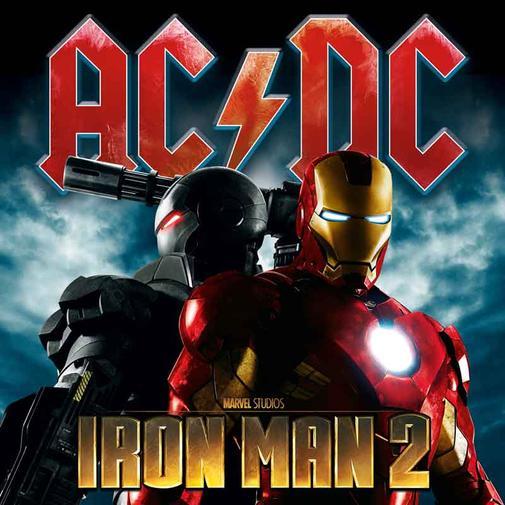 AC DC Iron Man2