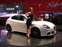Giulietta, cel mai nou model Alfa Romeo