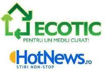 ECOTIC - HotNews.ro, organizatorii concursului