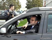 Emil Boc testeaza Dacia Duster