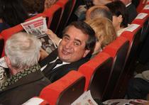 Ioan Niculae la premiera filmului Kapitalism-reteta noastra secreta