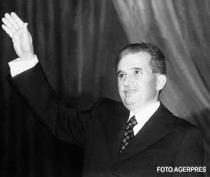 Nicolae Ceausescu, la Congresul al XIII-lea al PCR