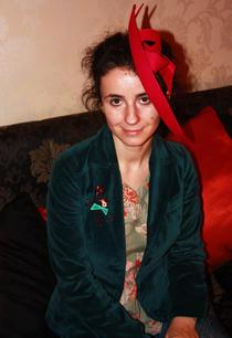 Cosmina, creatoarea de fandacsii