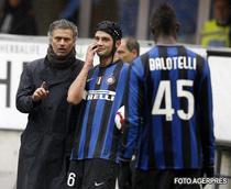 Chivu inscrie pentru Inter