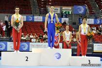 Andrei Muntean, aur la paralele