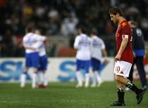 Totti, invins de Sampdoria chiar pe Olimpico