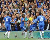 Kalou, hat-trick pentru Chelsea