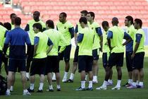 Barcelona pregateste cu mare atentie returul cu Inter