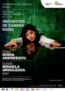 Pianista Mihaela Ursuleasa