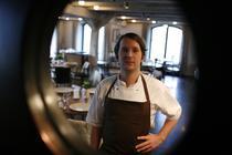 Rene Redzepi, bucatarul-sef al restaurantului Noma