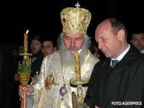 Traian Basescu a fost la Miercurea Ciuc