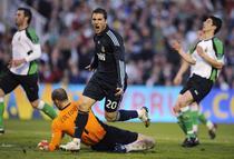 Higuain, gol contra lui Santander
