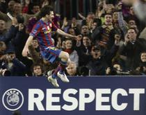 Messi, golgeterul din Primera Division