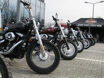 In Romania sunt inmatriculate peste 400 de motociclete Harley Davidson