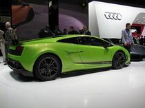 Lucrarile la primul showroom romanesc al Lamborghini au fost inghetate momentan