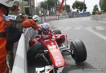 Ghinion pentru Alonso la Monte Carlo