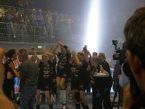 Varzaru, dansand in cupa Ligii Campionilor