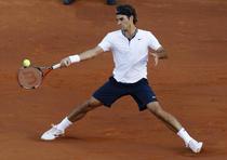 Federer, armonia miscarii