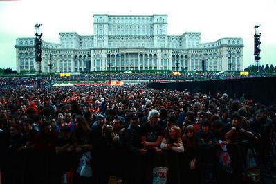 Concert AC/DC - Bucuresti, 16 mai 2010