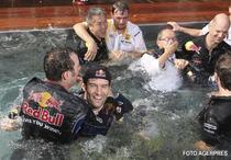 Fericire in echipa Red Bull (F1)