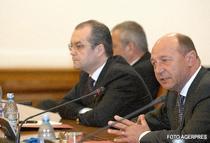 Basescu si Boc