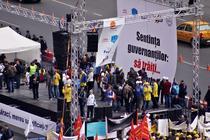 Banner la miting