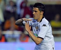 David Villa, la FC Barcelona