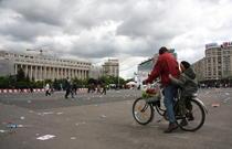 Galerie foto: Protestul sindicatelor