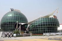 Pavilionul Romaniei la expozitia mondiala Shanghai 2010