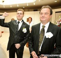 Vasile Blaga si Ionut Rudeanu