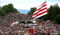 Peste 100.000 de oameni la pelerinajul de la Sumuleu-Ciuc